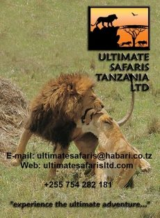 ULTIMATE SAFARIS LTD