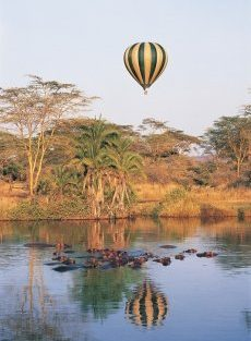 Serengeti Balloon Safaris (Tourism and Public Relations Services Ltd)